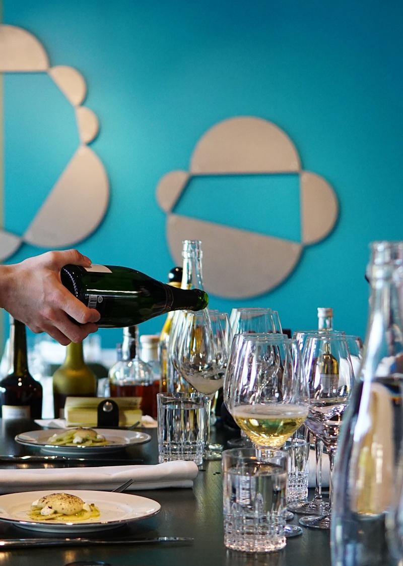 Taste of Helsinki 2018, tampereen viinitukku