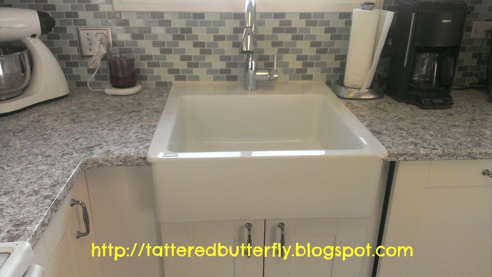 Tattered Butterfly My Ikea Kitchen