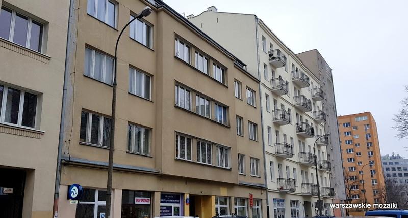 warszawa warsaw kamienica wola warszawskie kamienice przedwojenna architektura