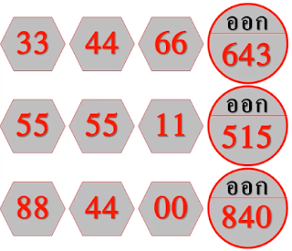 Thai Lotto 3up Lucky Free Tips For 16-11-2018