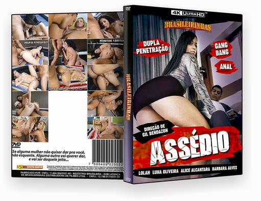 CAPA DVD – Brasileirinahs – Assedio – ISO