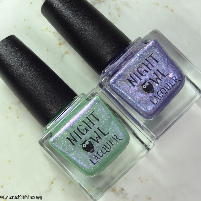 Night Owl Lacquer | Spring Exclusives for Color4Nails