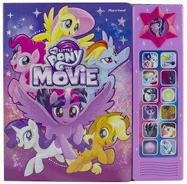 My Little Pony MLP The Movie: Deluxe Play-a-Song Books