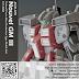 Custom Build: 1/144 Nouvel GM III