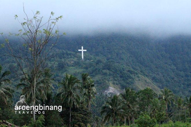 salib raksasa bukit kasih minahasa sulawesi utara