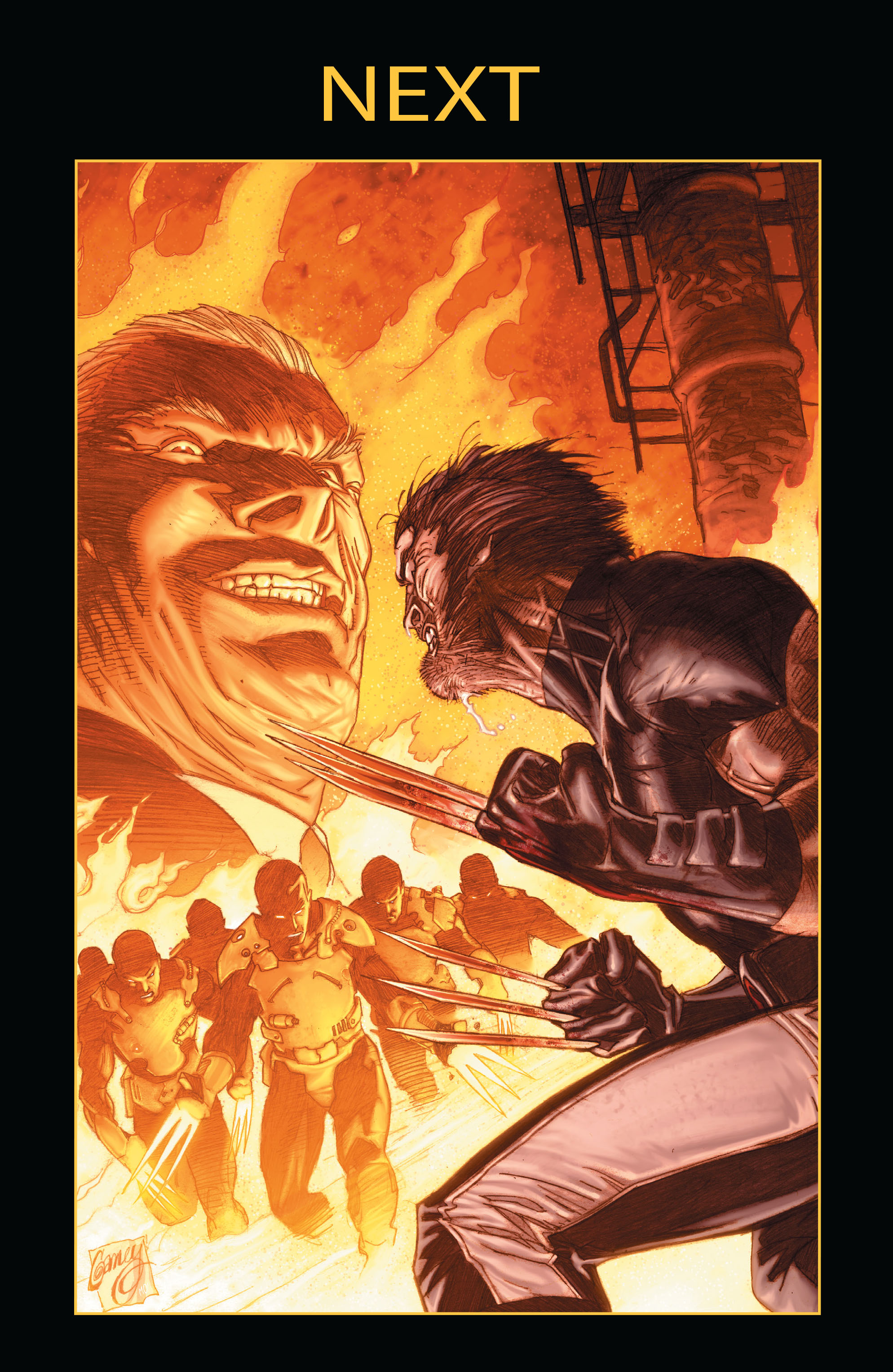 Read online Wolverine: Weapon X comic -  Issue #4 - 24