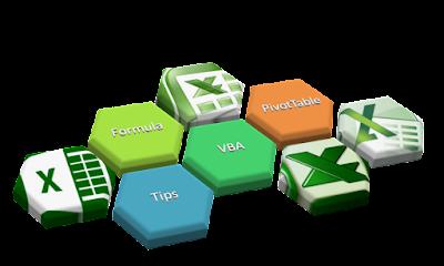 Tips Belajar Excel Formula, VBA, Pivot Table