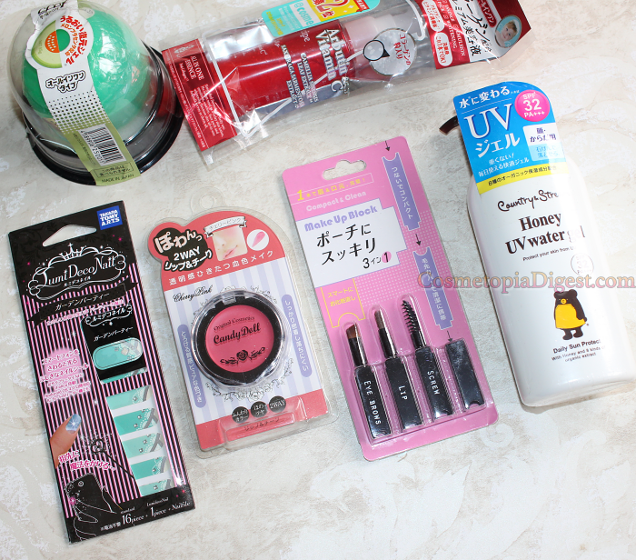 Review and unboxing of the No Makeup No Life Beauty Box for June 2017, a Japanese subscription that ships worldwide.
