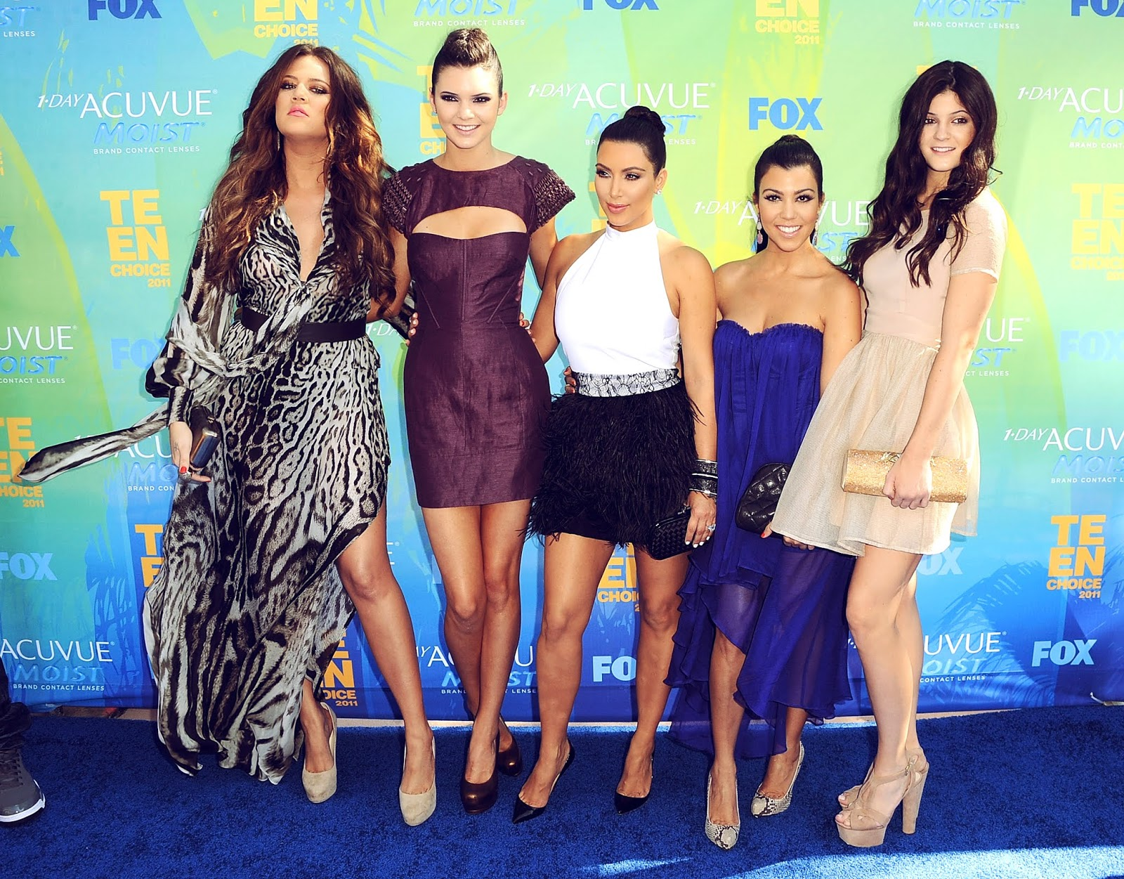 36 - Teen Choice Awards in August 11, 2011