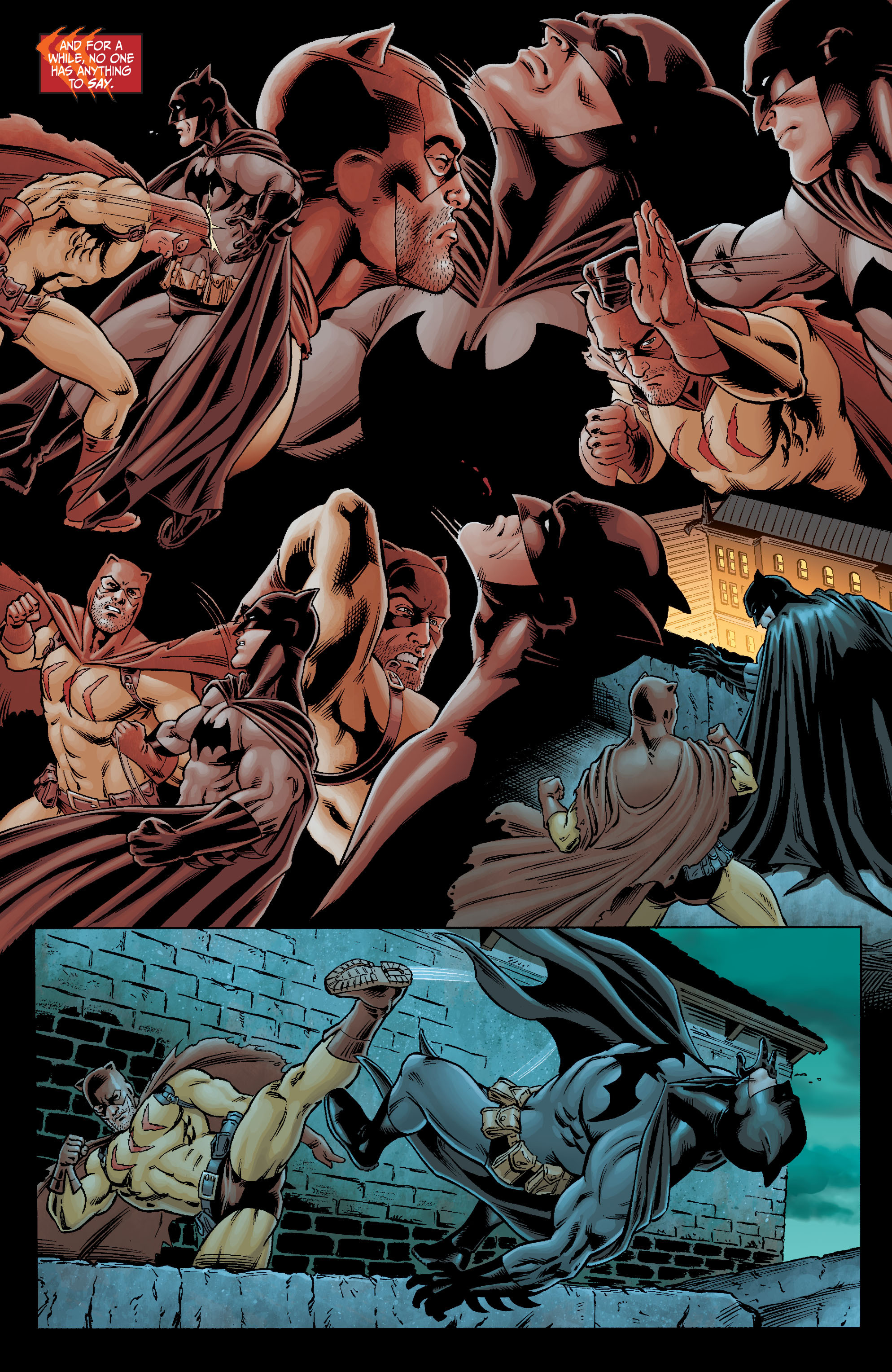 Read online Secret Six (2008) comic -  Issue #2 - 6