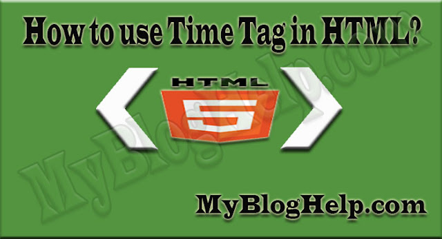 html-time-tag