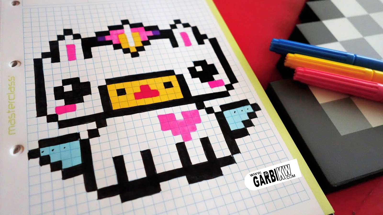 Hello Pixel Art: March 2016
