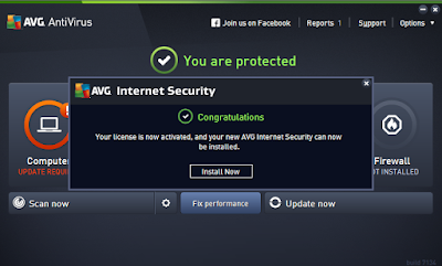 AVG Antivirus 2016 Screenshot 2