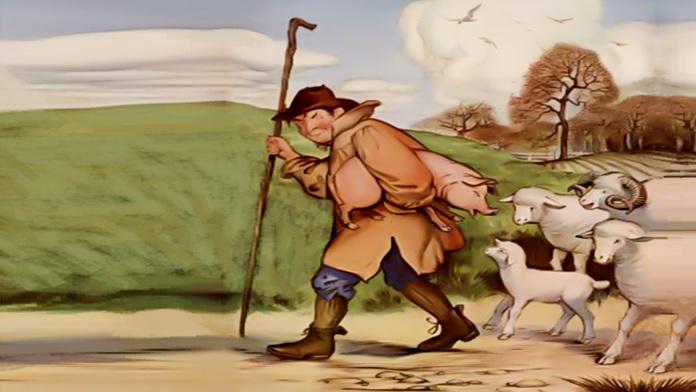 Il maiale e le pecore - Esopo