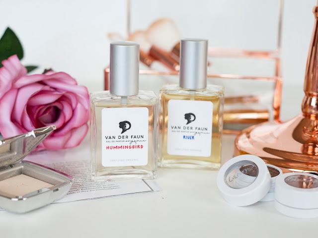 Van Der Faun Organic Fragrances Perfumes