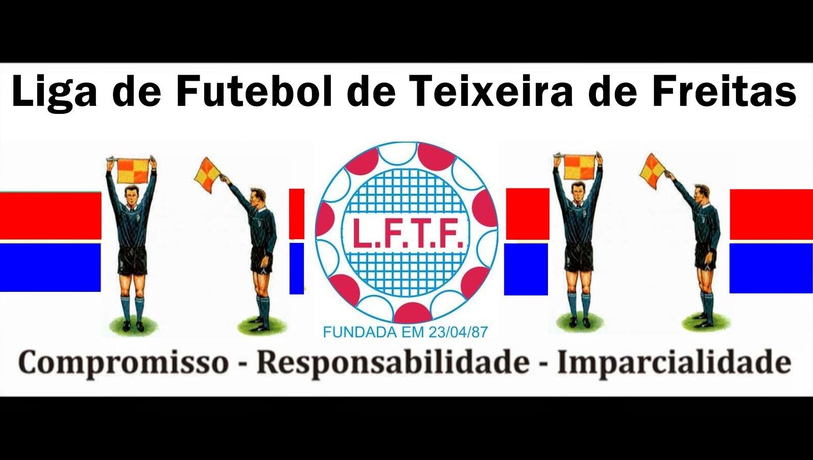 d126e09f35 LFTF divulga arbitragem das quartas de final do Campeonato Municipal ...