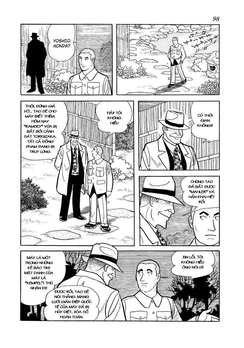 Adolf chap 23 trang 19