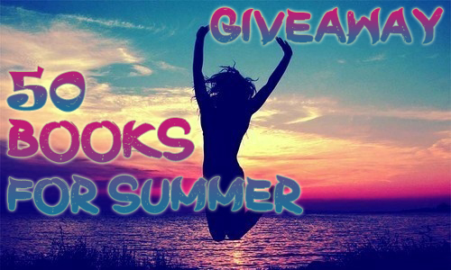 http://neversaybook.blogspot.it/2015/07/giveaway-50-books-for-summer.html