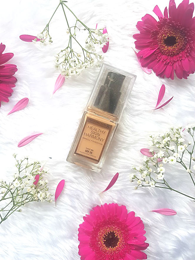 max factor healthy skin harmony foundation