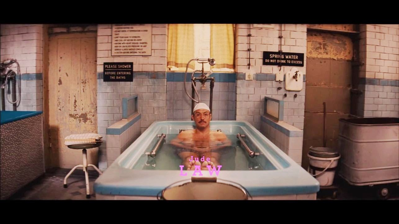 Grand Budapest Hotel Wallpaper: Interior Design And Architecture