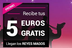 goldenpark 5 euros cada dia bonos de REYES 5-7 enero