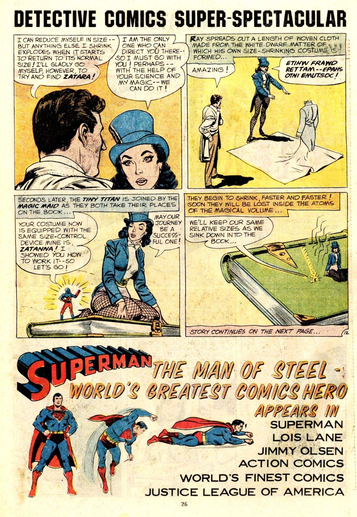 Detective Comics (1937) 438 Page 25