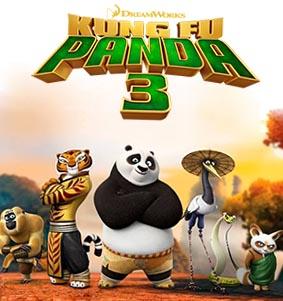 Kung Fu Panda 3 (2016) BluRay 360p Subtitle Indonesia