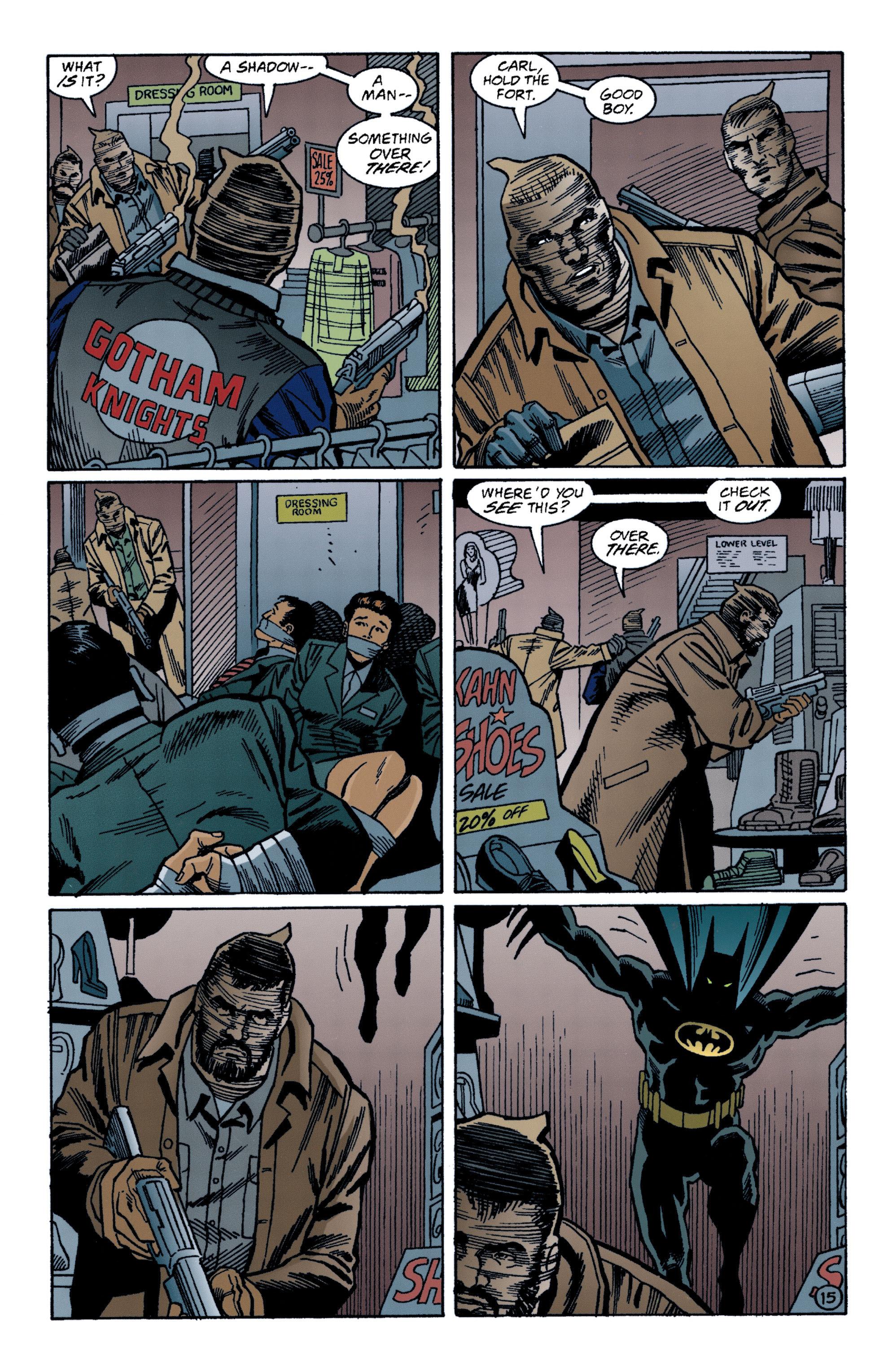 Detective Comics (1937) 716 Page 15
