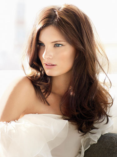 Brown Hair Color - Type Pictures