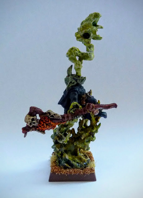 Forge World Night Goblin Shaman