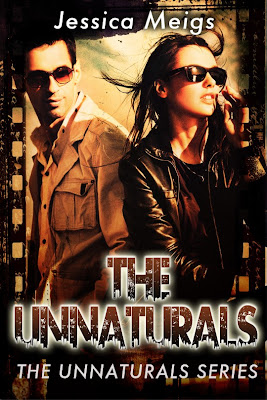 Cover Reveal! The Unnaturals by Jessica Meigs