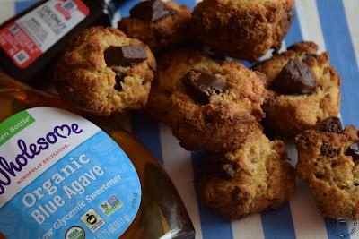 biscotti allo sciroppo d'agave