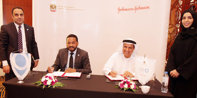 UAE Ministry of Health & Prevention collaborates with Johnson & Johnson to launch new diabetes screening initiative