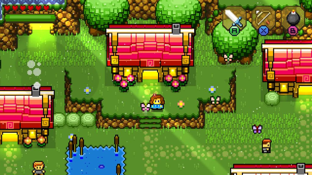Indie Retro News  Castle Pixel Welcome to   Blossom Tales The Sleeping King   developed by Castle Pixel  with publishing rights by FDG Entertainment GmbH   Co  KG