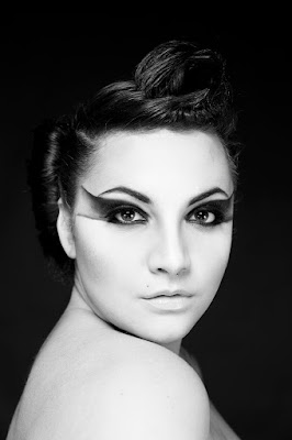 Maquillaje para sesión Fotográfica. Artistry por Mindy