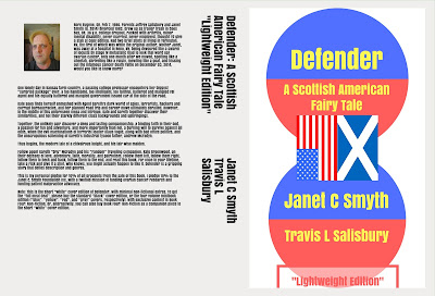 Cover For Short Edition Defender Paperback