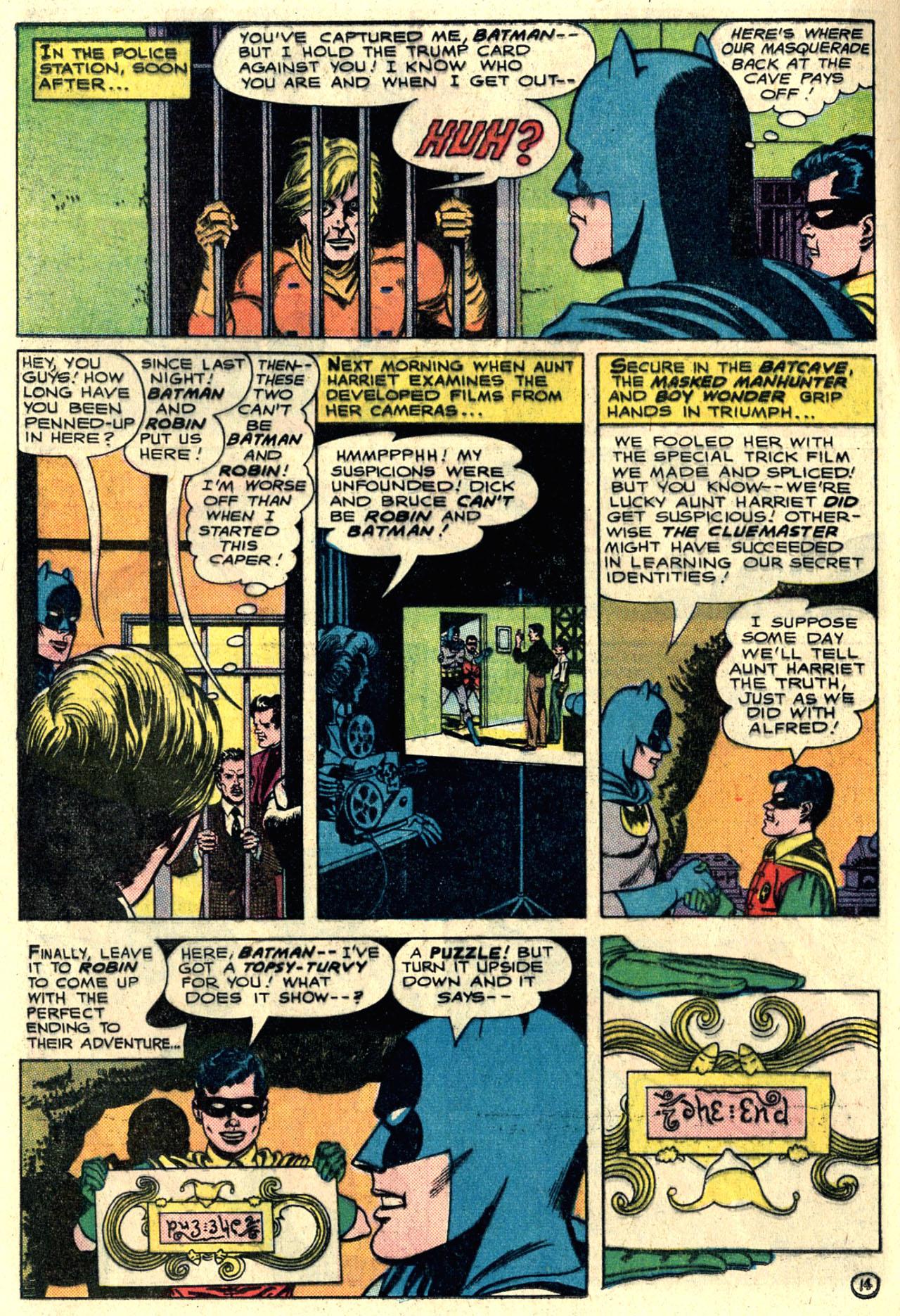 Detective Comics (1937) 351 Page 19
