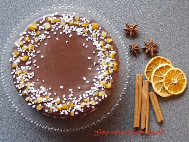 Świąteczny sernik pomarańczowy - pyszny - Czytaj więcej »