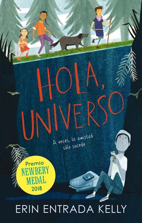 Novedad: Hola, Universo y Cuentos Para Niños...