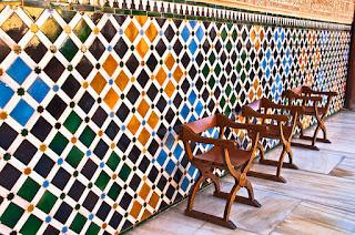 Blog lugares de memória - Matéria Alhambra