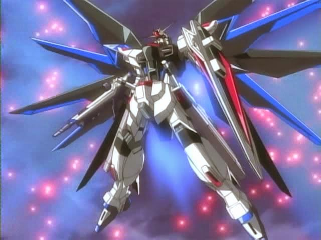 Strike Freedom And Infinite Justice Wallpaper The Strike Freedom is Just Too