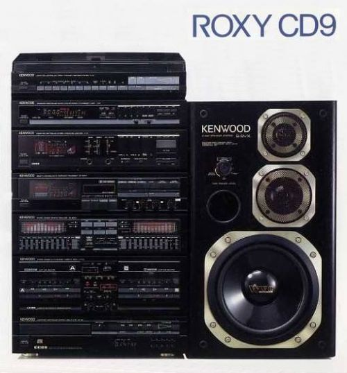 KENWOOD ROXY CD9 (1986)