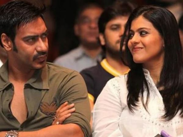 Kajol- Ajay Devgan- back to bollywood
