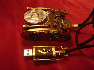 Cool Steampunk Gadgets and Designs (15) 2