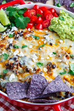 Cauliflower Enchilada Casserole