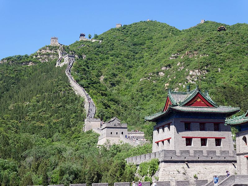 चीन की विशाल दीवार का इतिहास | History of The Great Wall of China in Hindi