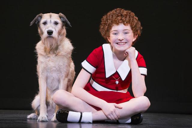 Annie Musical Tour,