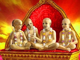 sanat kumaras meet prthu maharaja srimad bhagavatam എന്നതിനുള്ള ചിത്രം