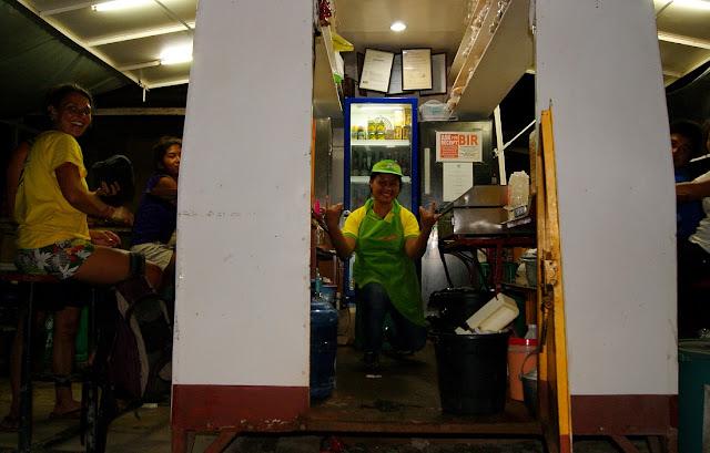Buceo en Malapascua y otros datos prácticos. Donde comer barato en Malapascua