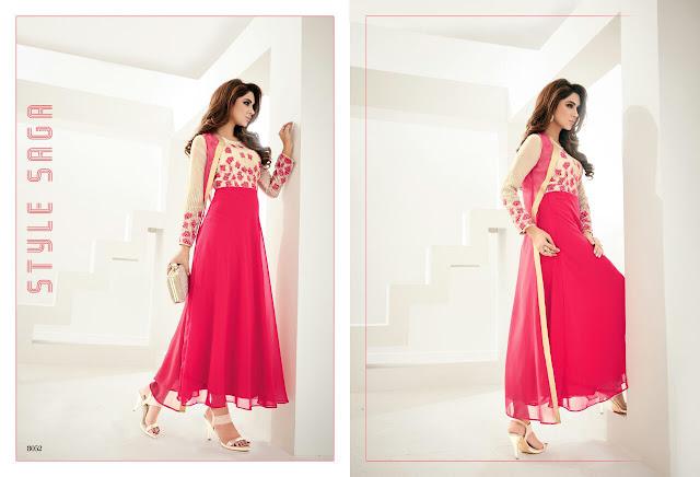 Buy Online Sasya Vol-7 Kurti Collection at Wholesale Price.